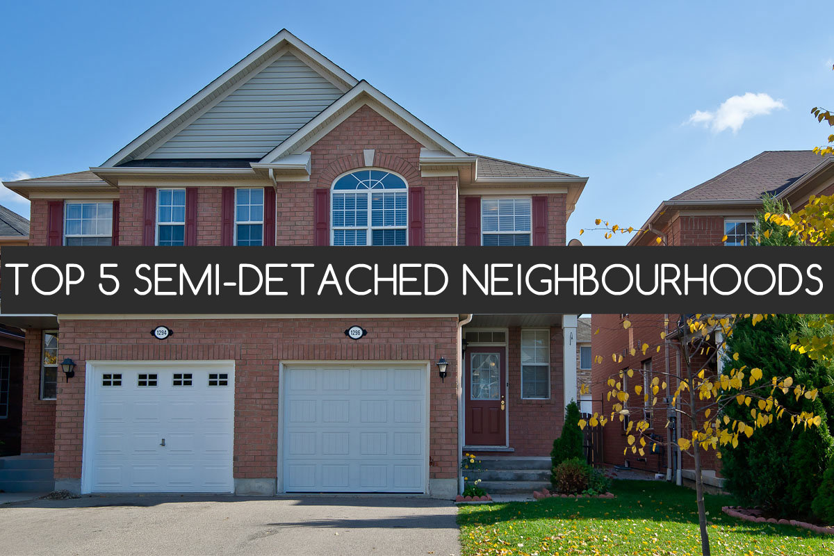 Best Semi-Detached Homes In Mississauga