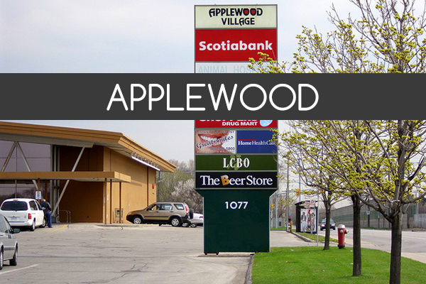 Applewood – Mississauga Neighbourhoods