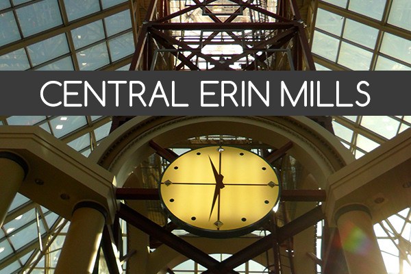 Central Erin Mills – Mississauga Neighbourhoods