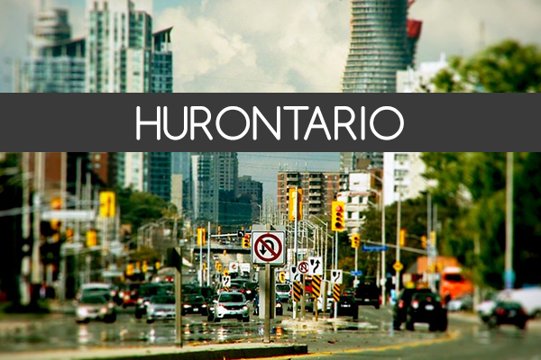 Hurontario – Mississauga Neighbourhoods