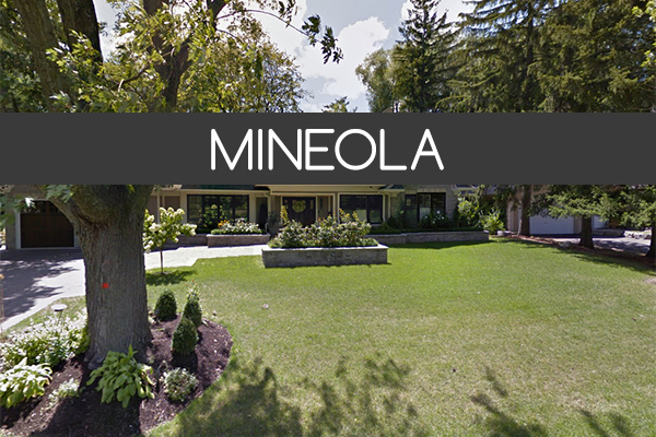 Mineola – Mississauga Neighbourhoods