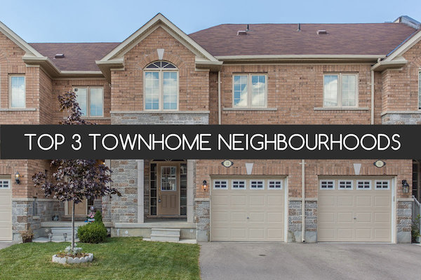 Best Townhomes In Mississauga